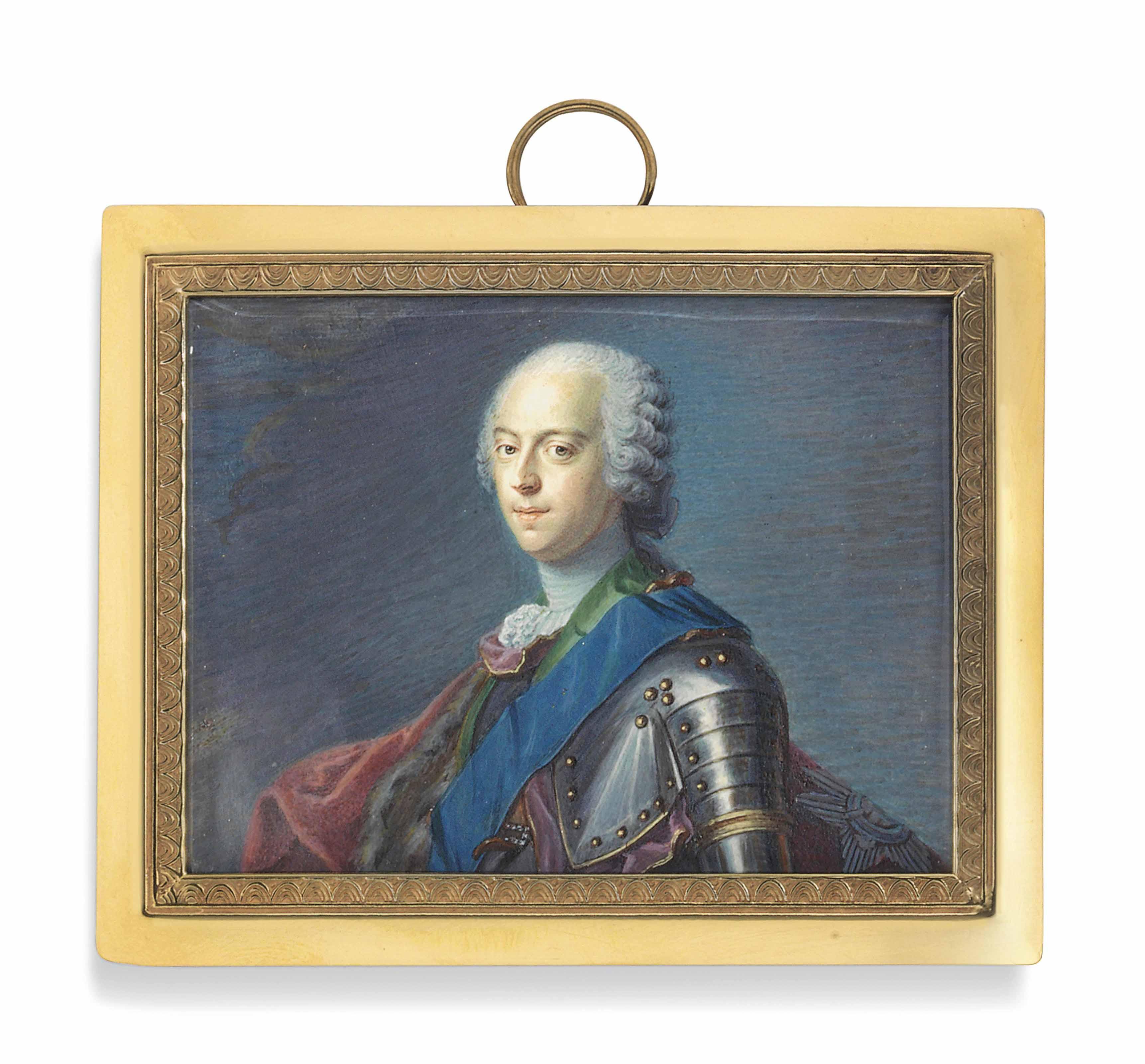 JEAN DANIEL KAMM (1722 - C. 1790)
