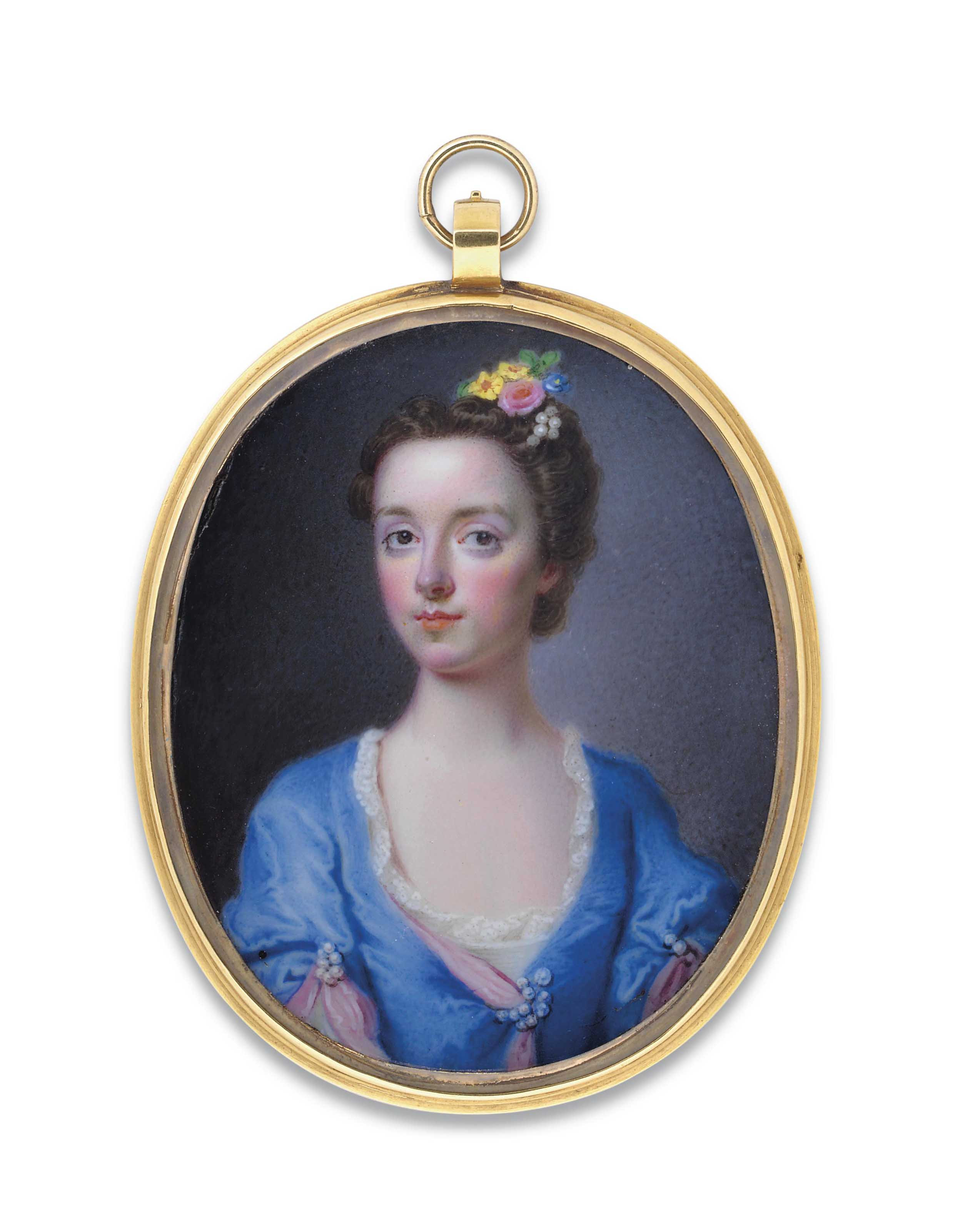 JEAN-ANDRÉ ROUQUET (SWISS, 1701-1758)