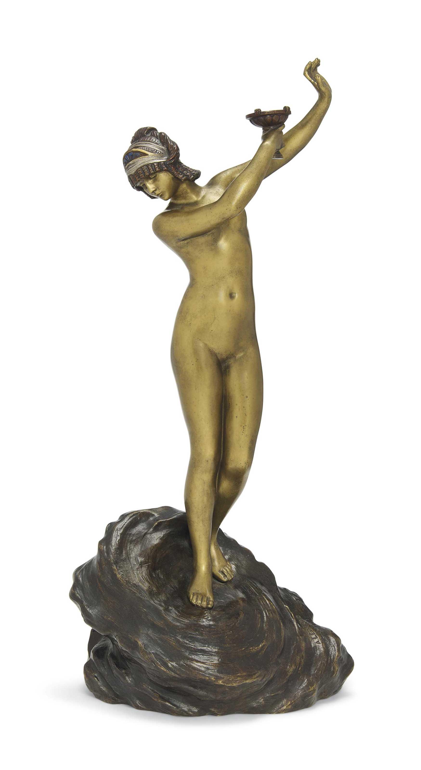 AGATHON LEONARD 1841-1923