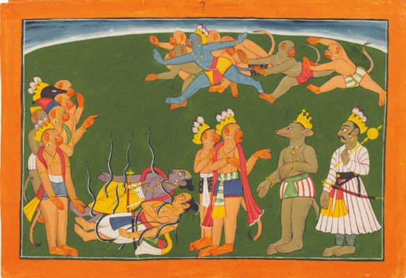 AN ILLUSTRATION TO THE LANKAKA