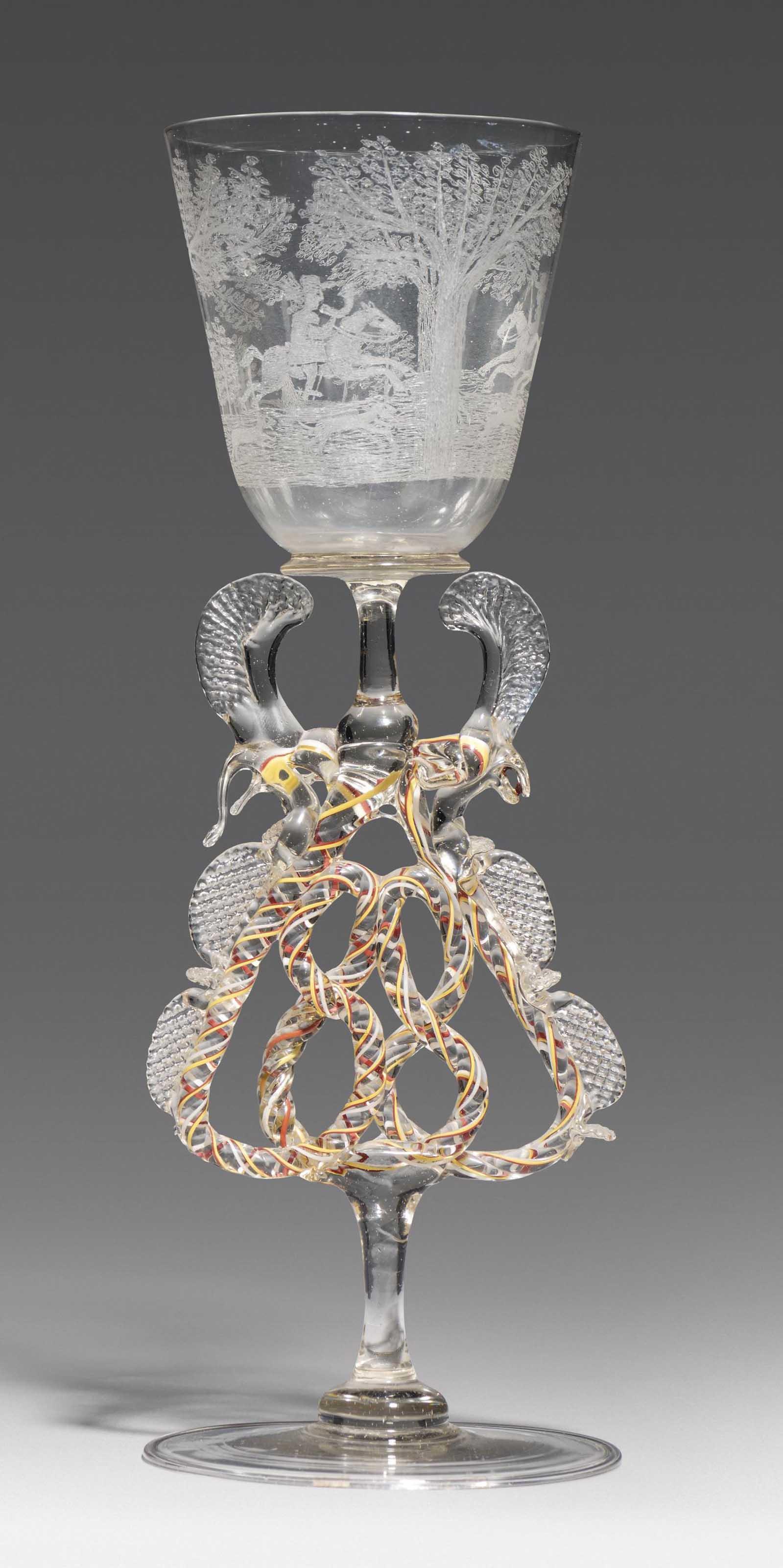 A FACON DE VENISE DIAMOND-POIN