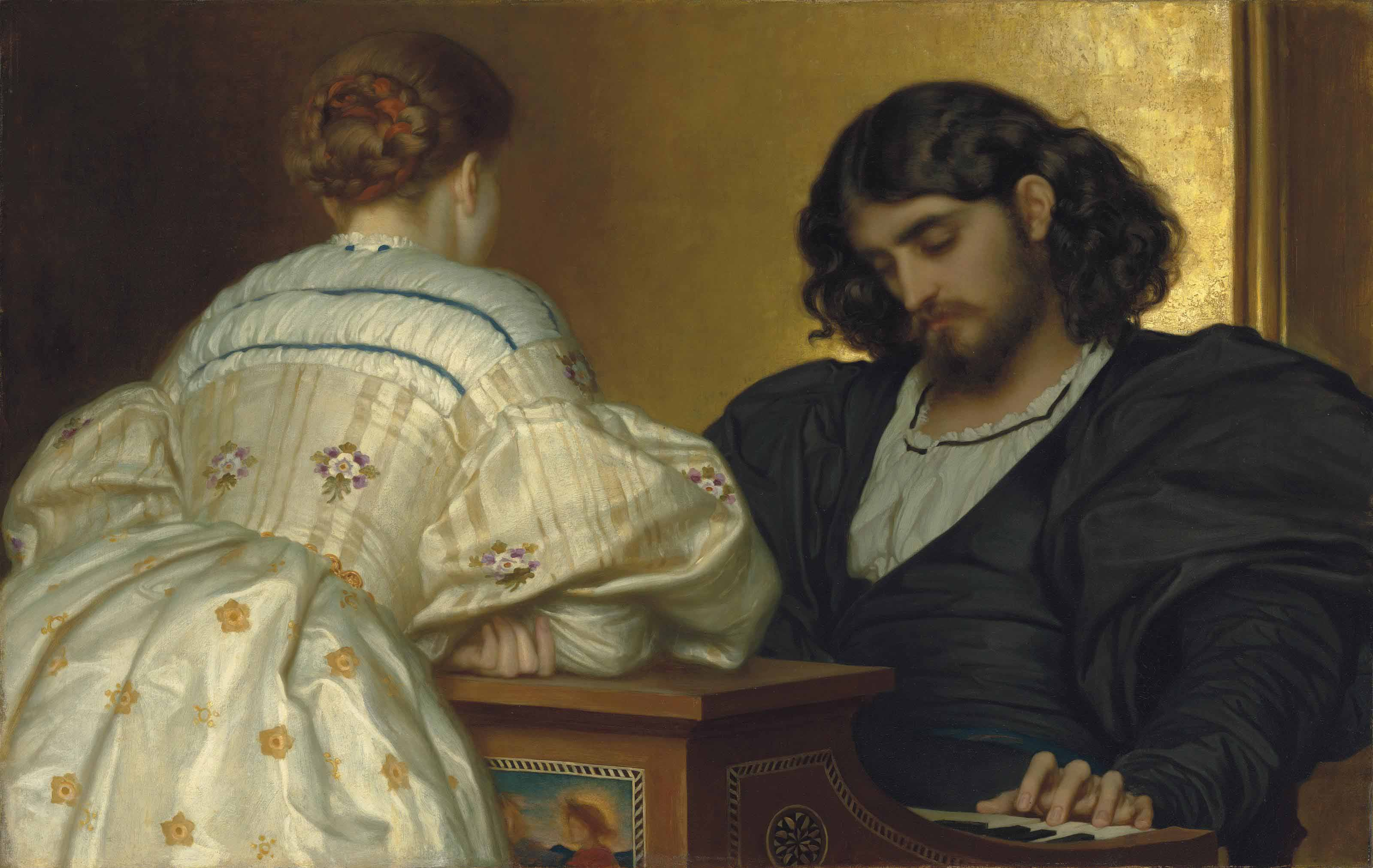 Frederic, Lord Leighton, P.R.A. (1830-1896)