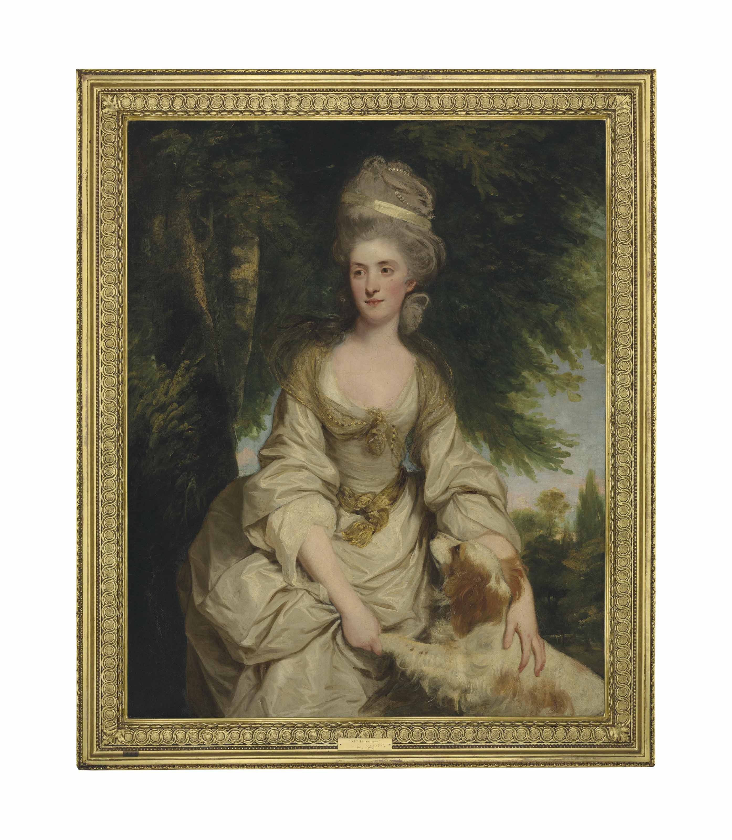 Sir Joshua Reynolds, P.R.A. (Plympton 1723-1792 London)