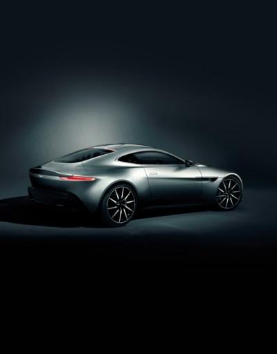Spectre Aston Martin DB10