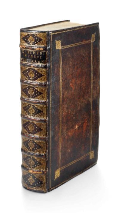 KIRCHER, Athanasius (1602-80).