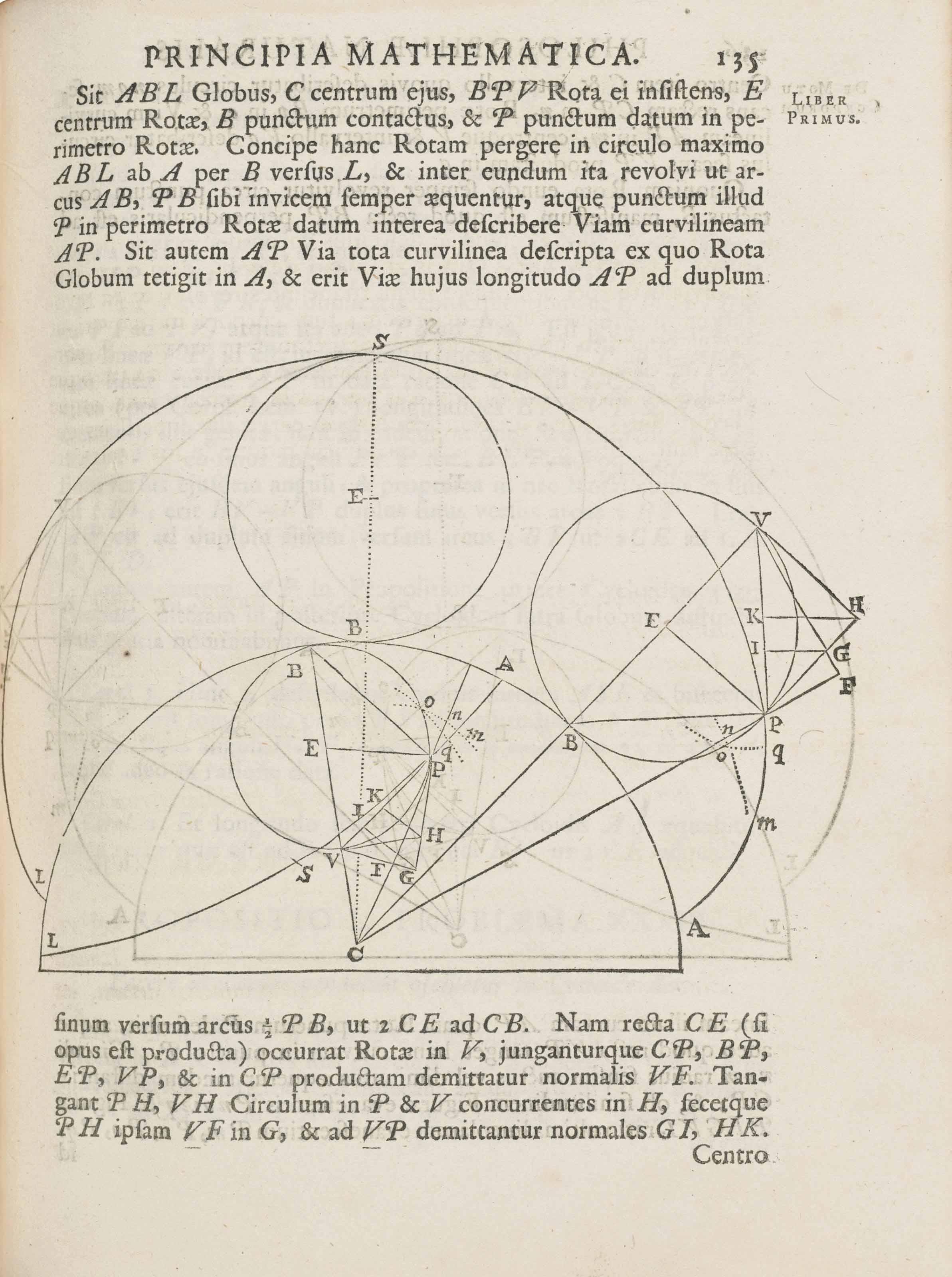 NEWTON, Sir Isaac (1642-1727). Philosophiae naturalis principia mathematica. Editio secunda, edited by Roger Cotes (1682-1716). Cambridge: [printed by Cornelius Crownfield at the University Press], 1713.