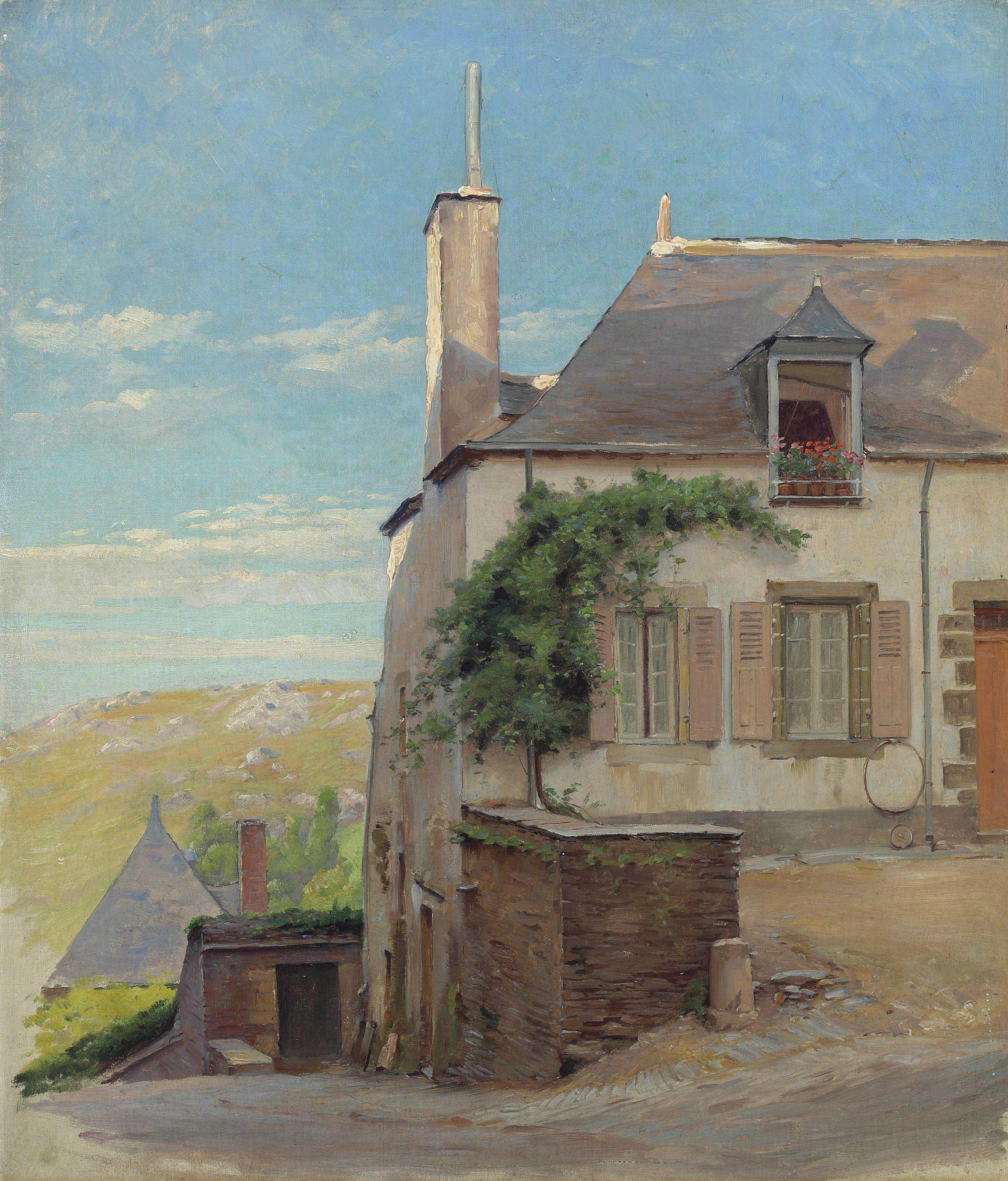 A French Farmhouse