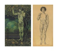 Adam; and Study of a Man