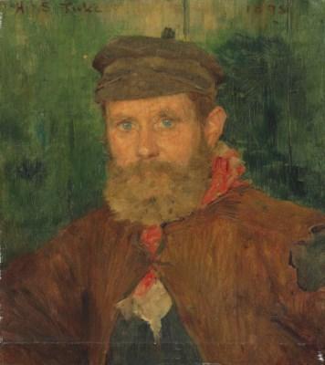 Henry Scott Tuke, R.A. (York 1