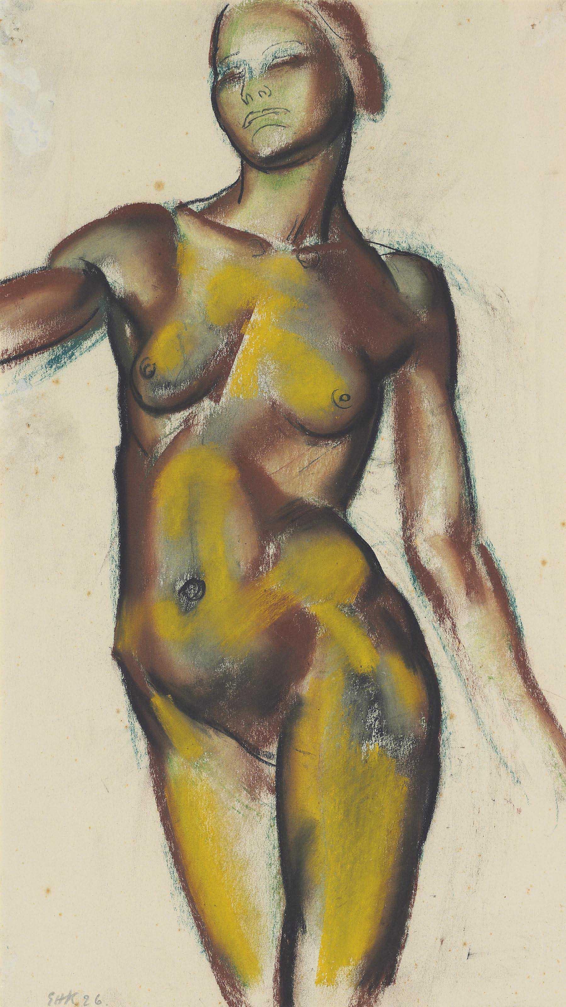 Nude Study (No. 1)
