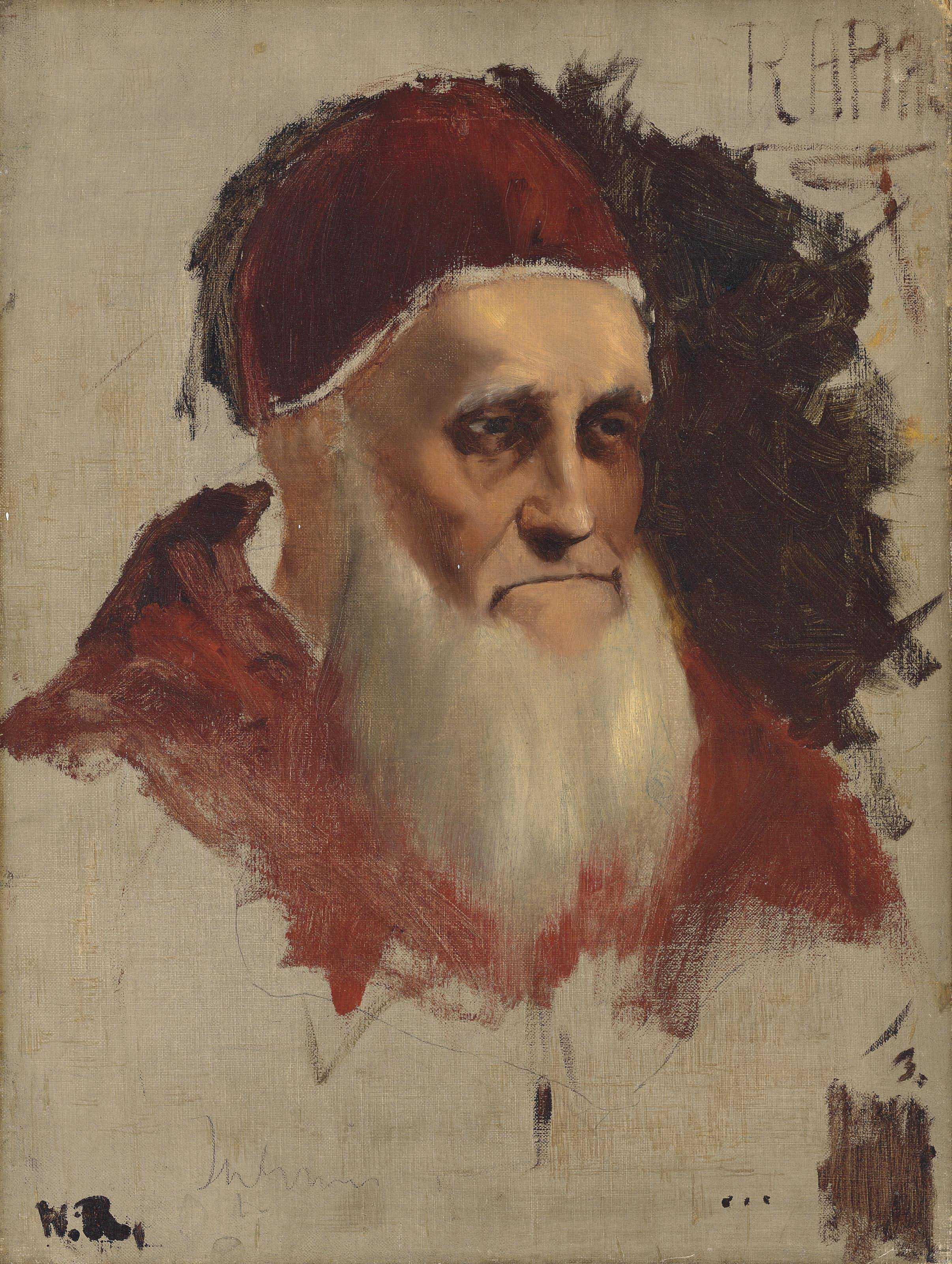Pope Julius II, after Raphael