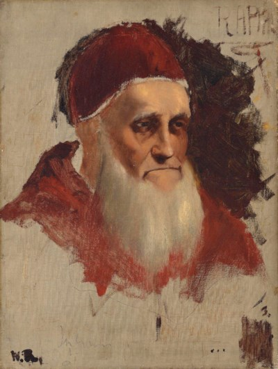 Sir William Rothenstein (Bradf