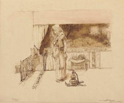 Percy Wyndham Lewis (Amherst 1