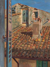 Rooftops, St Tropez