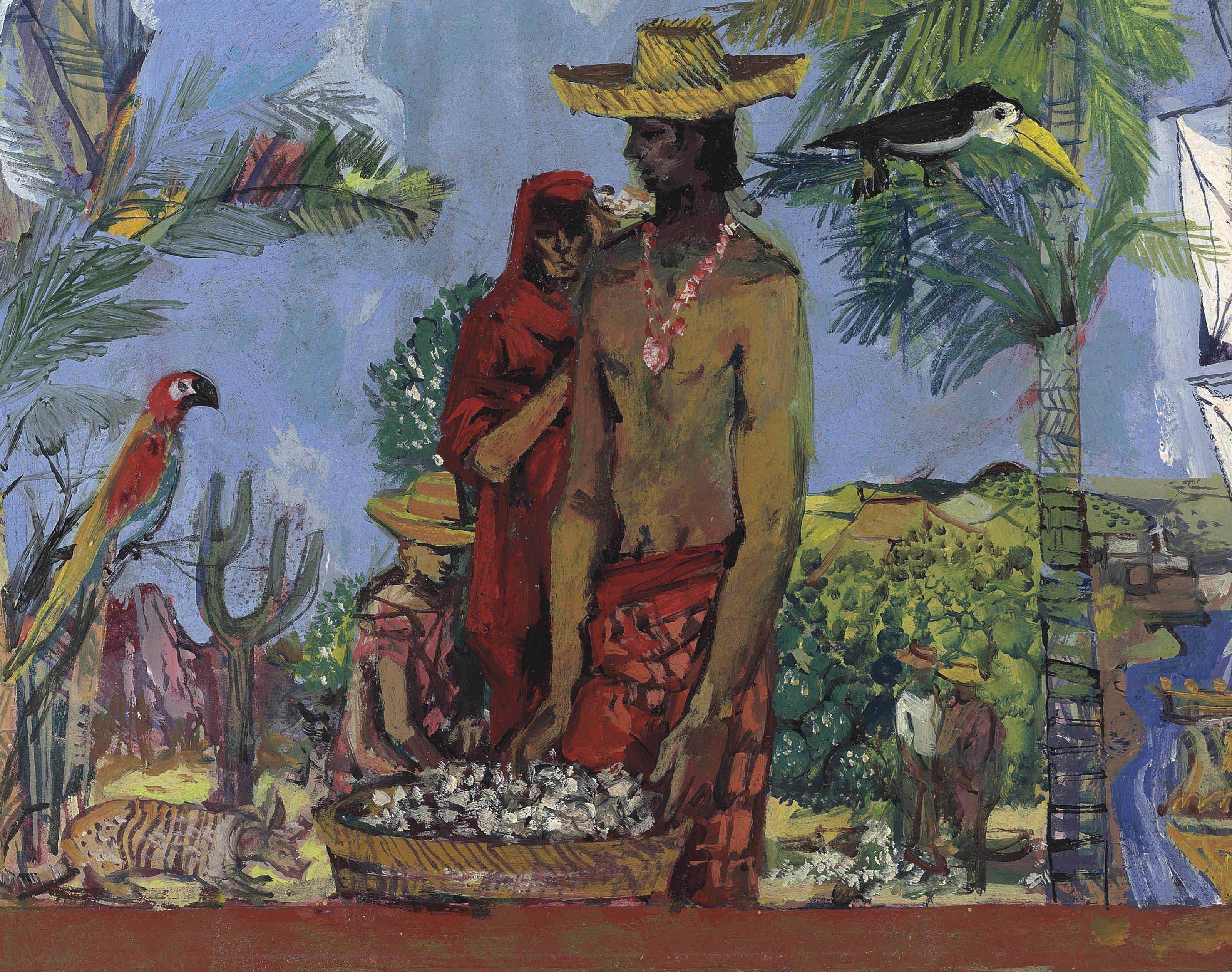 Oil Paintings Of Aldershot
