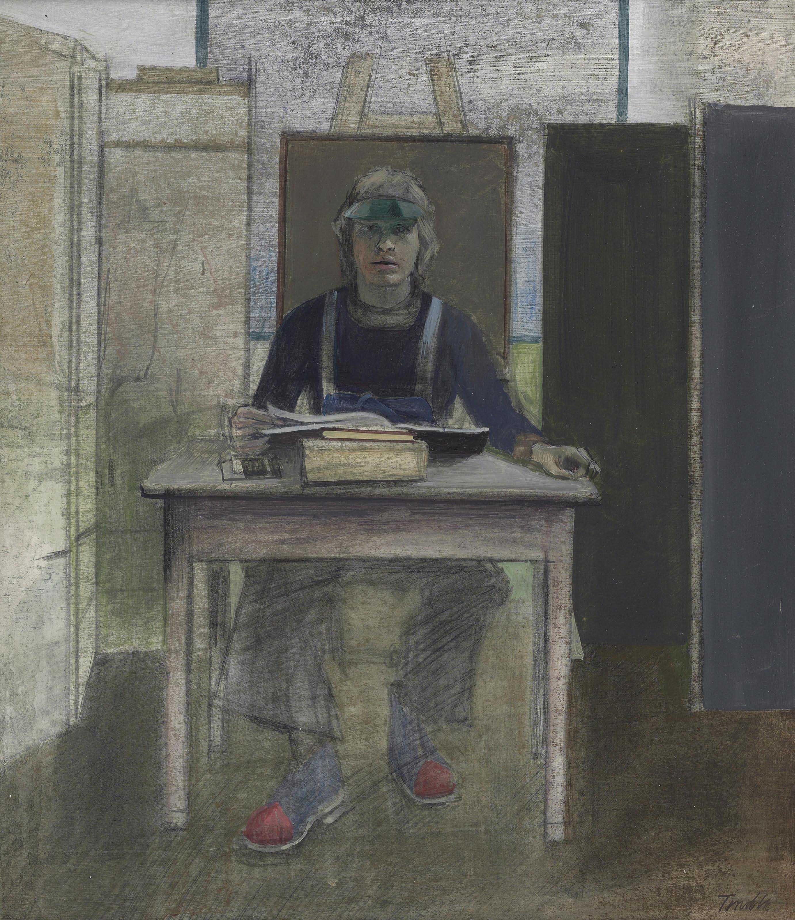 David Tindle, R.A. (b. Huddersfield 1932)