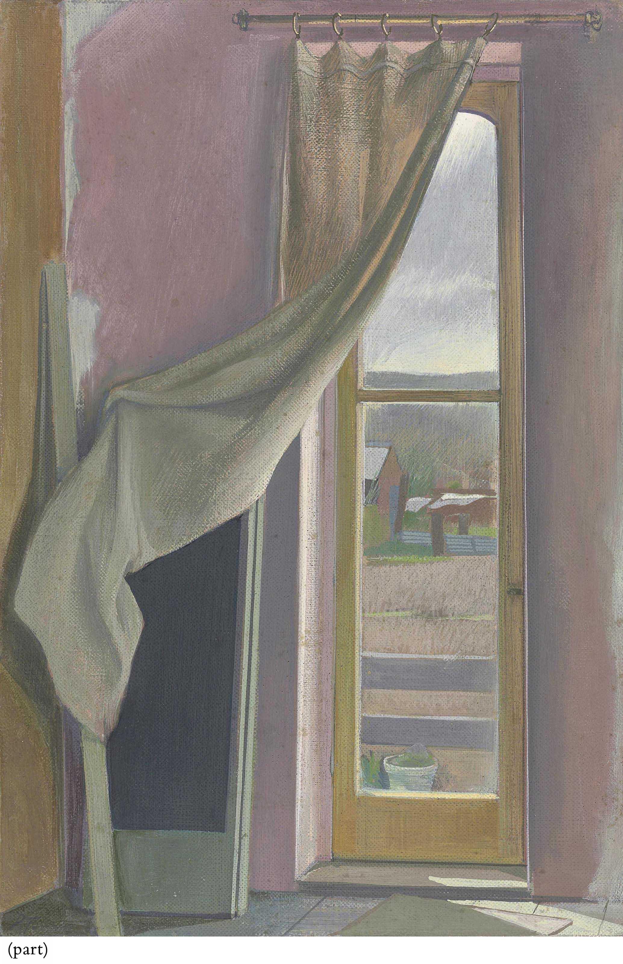 Corner of Room; and Ponden Kirk