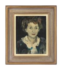Portrait of Hélène Lazareff