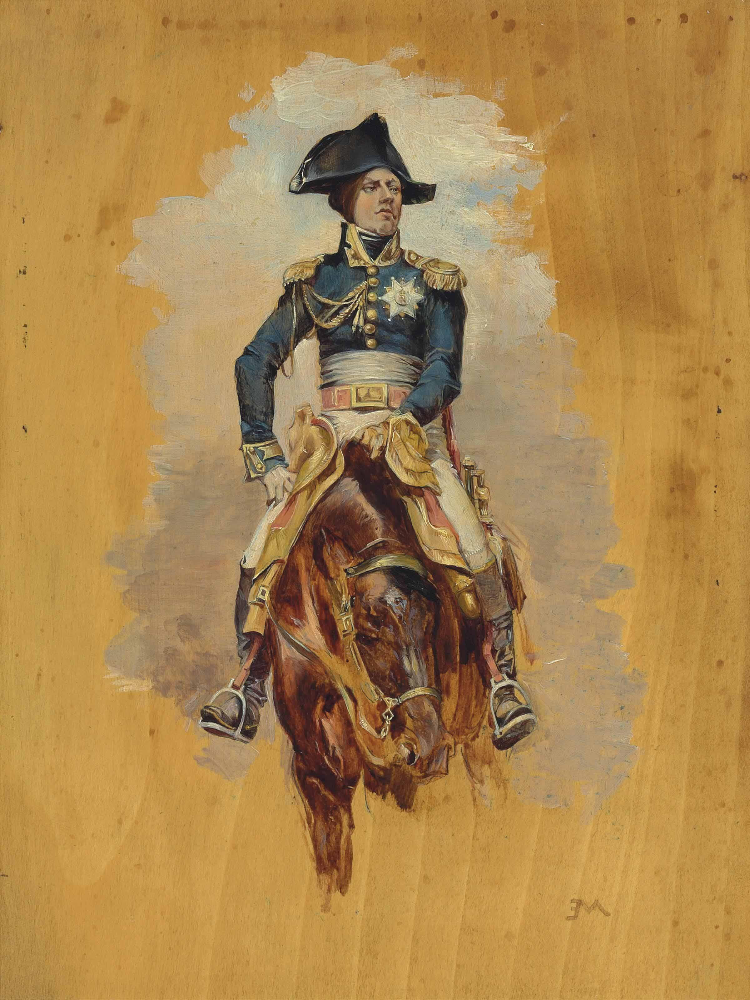 Marshal Jean-Baptiste Bessières (1768-1813)