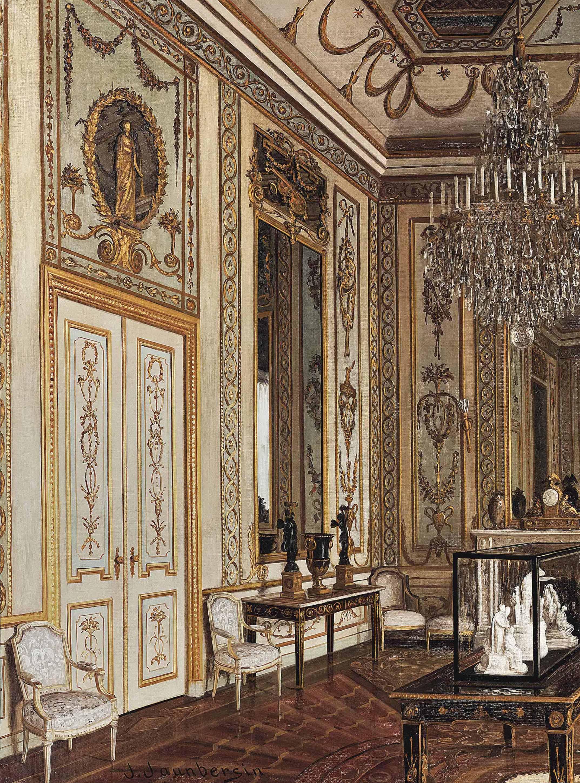 The interior of Fra et Frank slot
