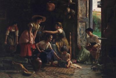 Giuseppe Magni (Italian, 1869-