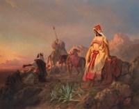 Prayers in the desert