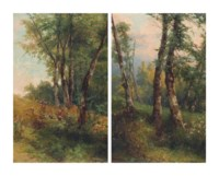 Wooded landscapes