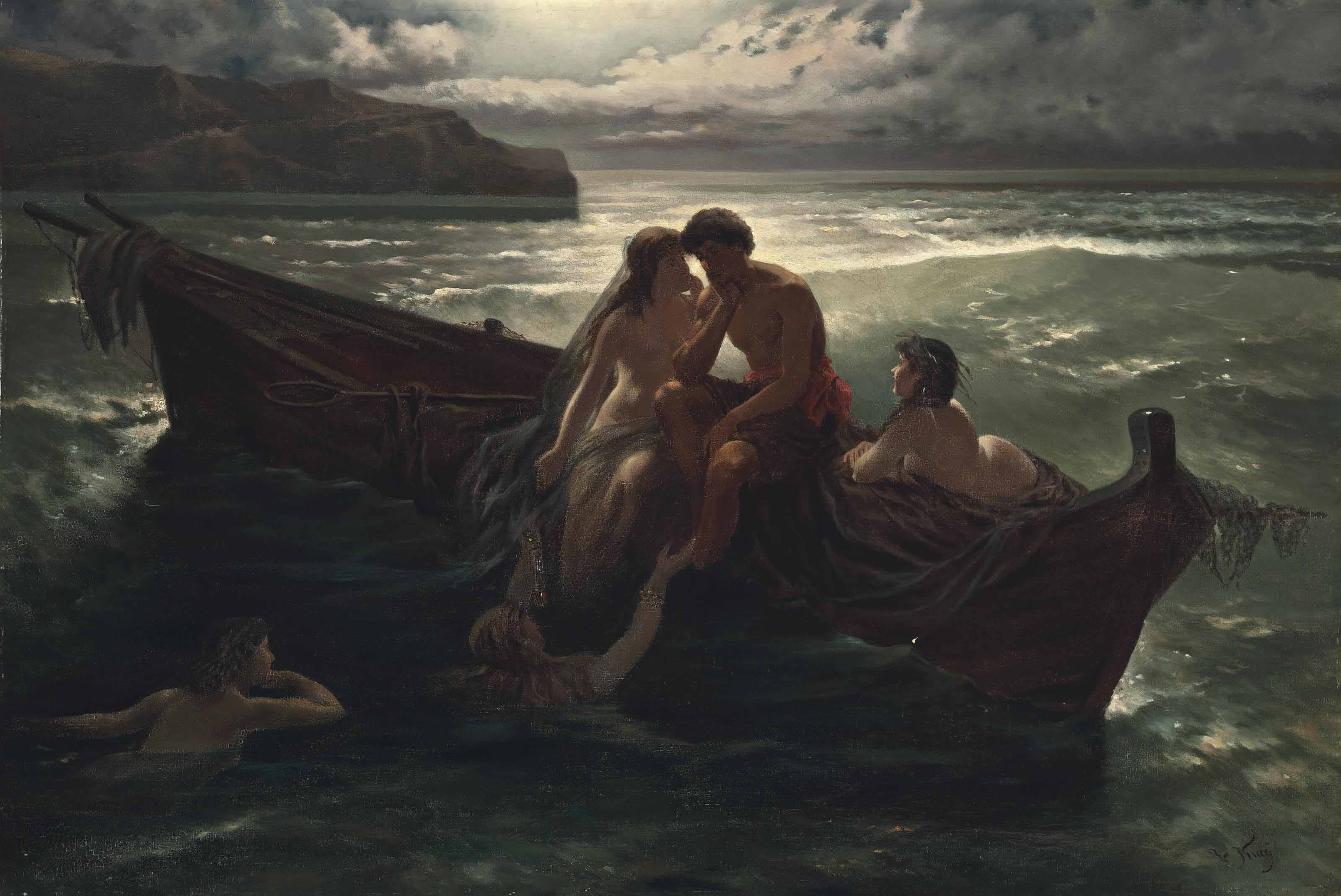 The Sirens' song