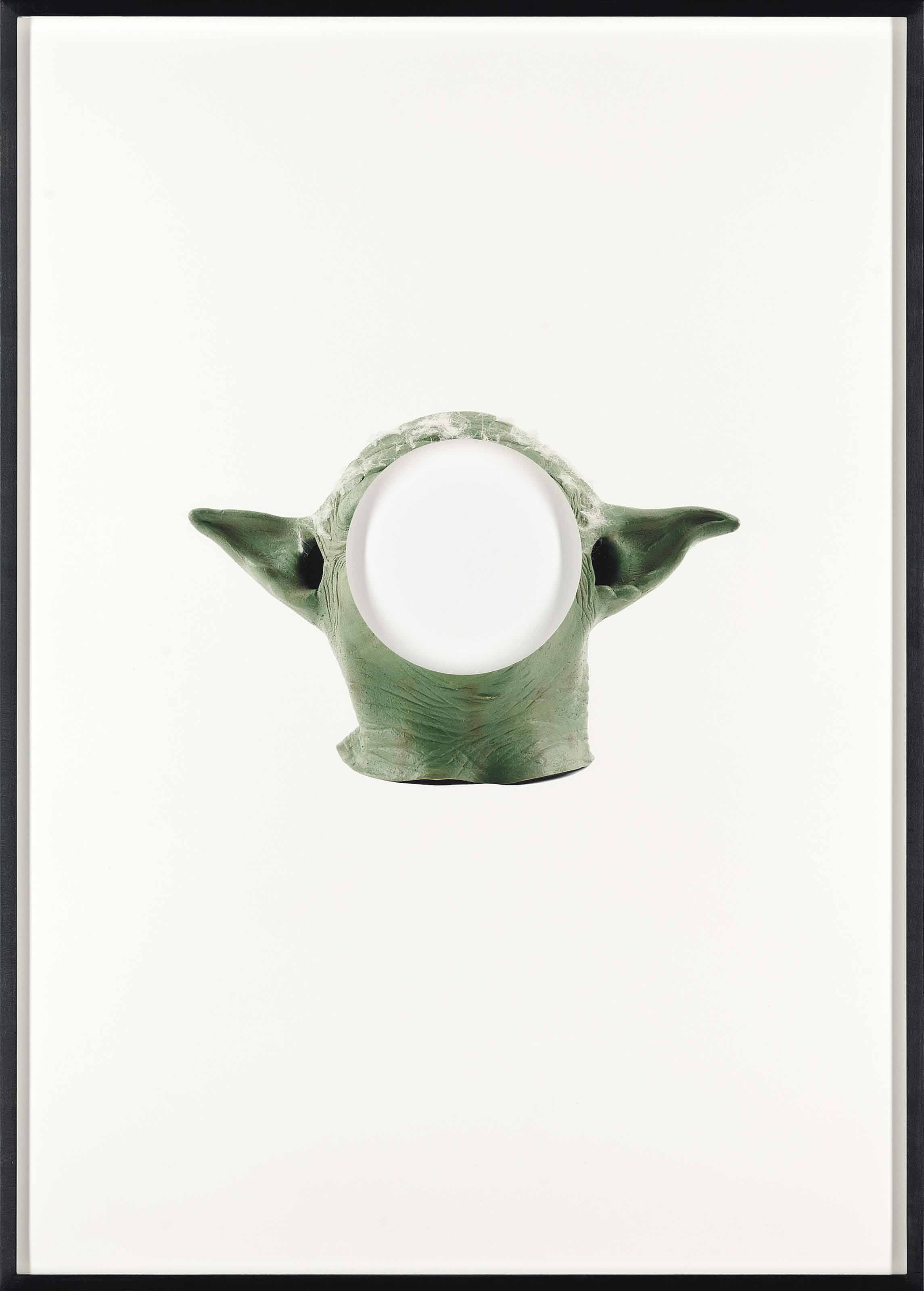 Untitled (Yoda)