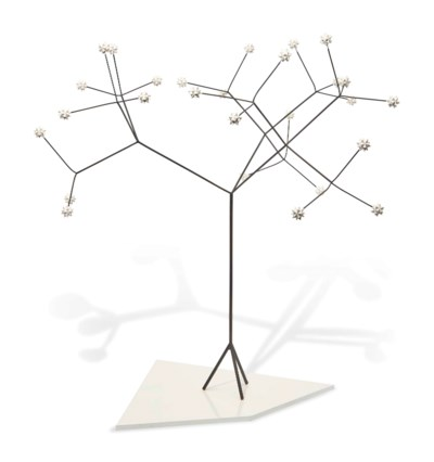 Charles Avery (B. 1973) , Maquette (Design for Tree No. 1