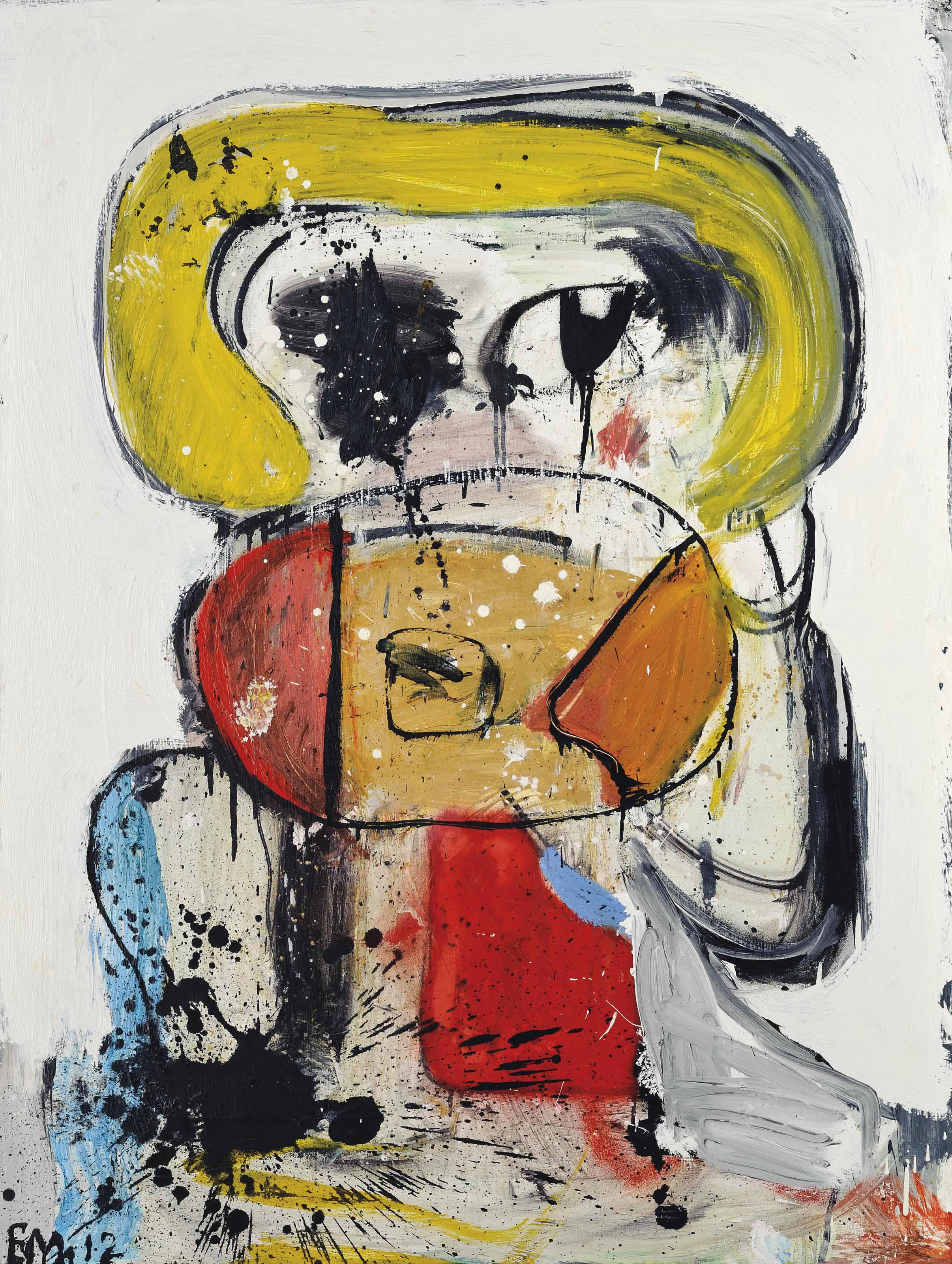 Eddie Martinez (B. 1977)