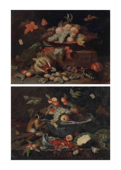 Pseudo Jan van Kessel II (acti