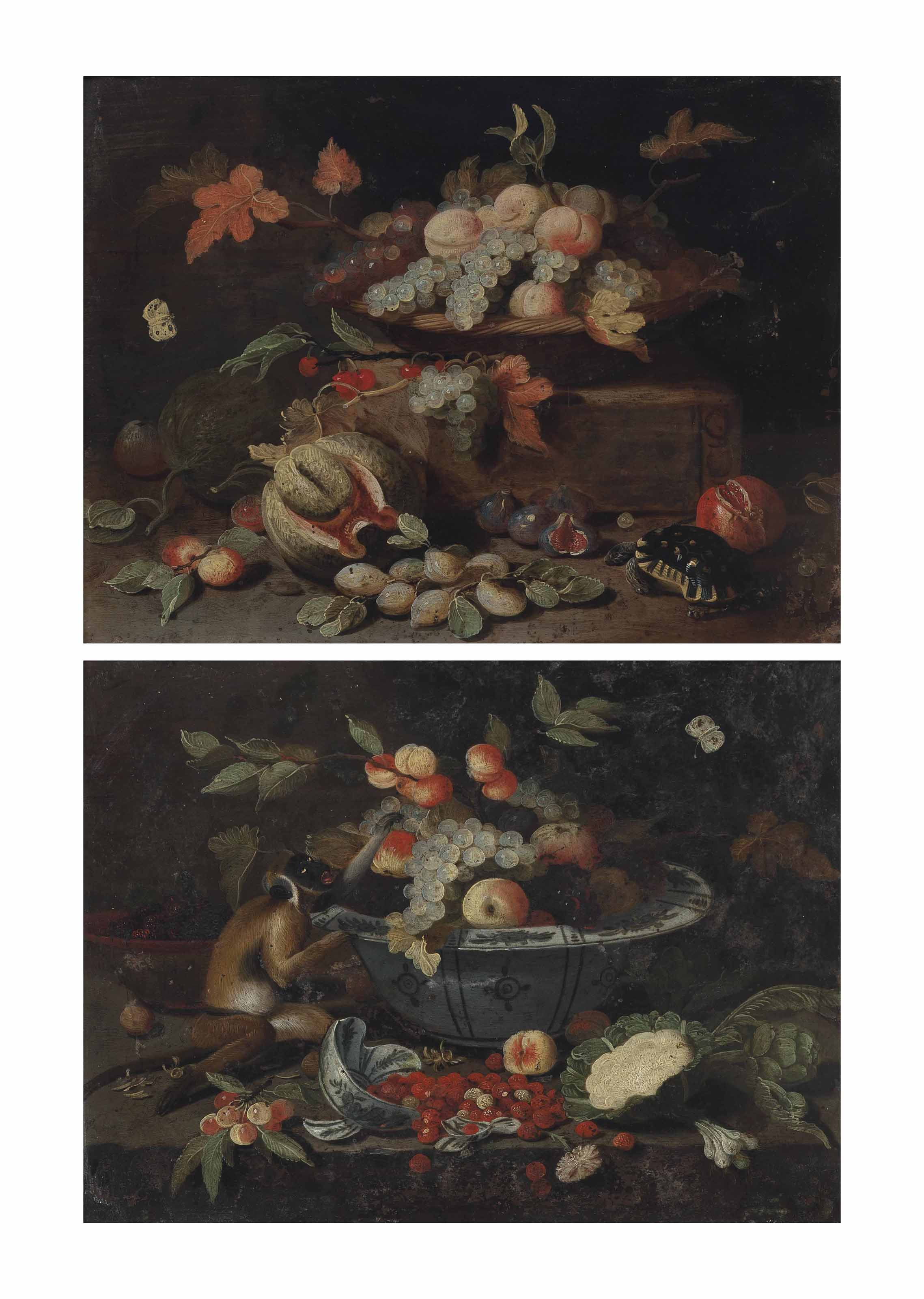 Pseudo Jan van Kessel II (active second half 17th century)