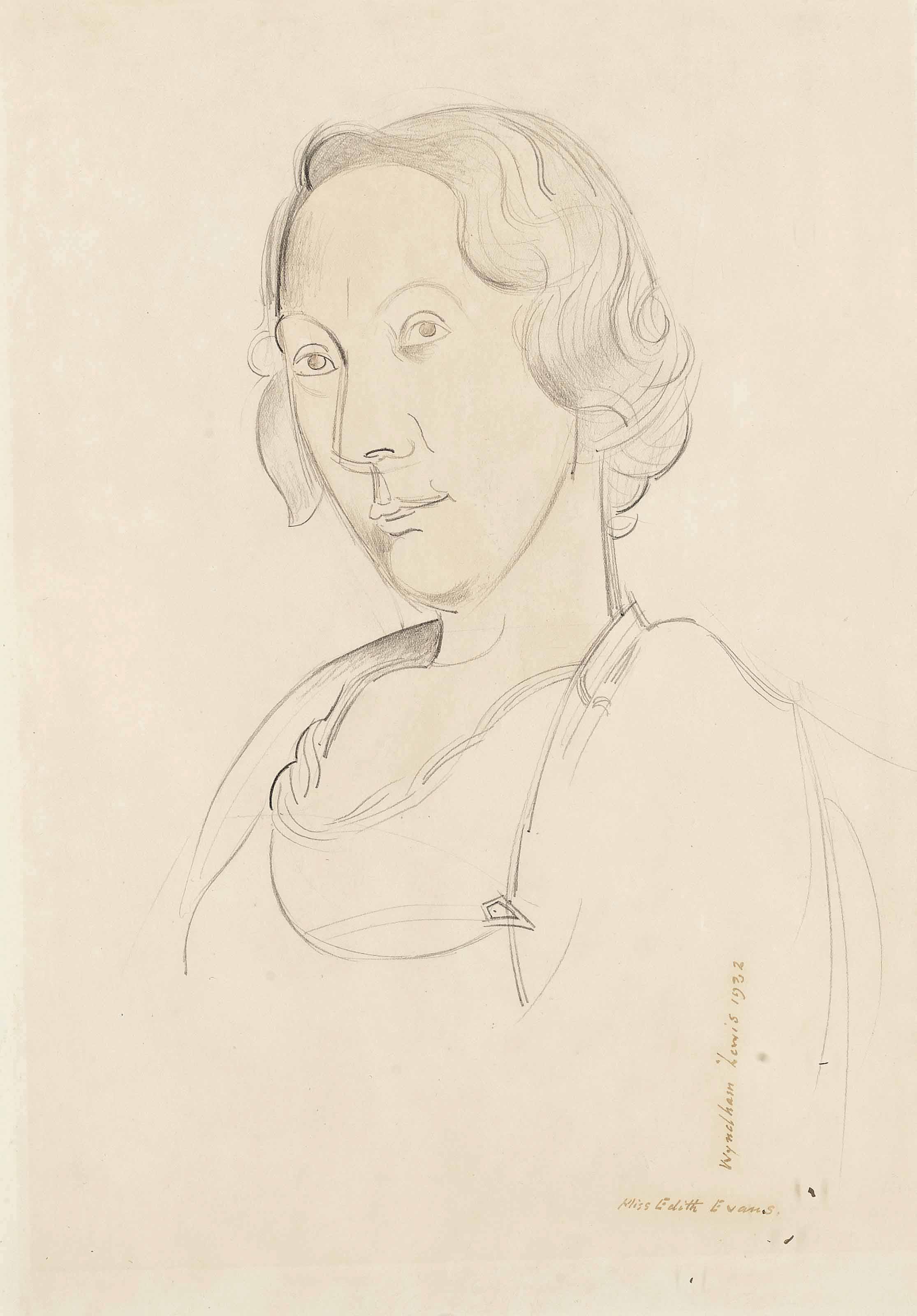 Percy Wyndham Lewis (Amherst 1882-1957 London)