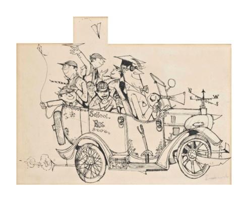 Ronald Searle (Cambridge 1920-