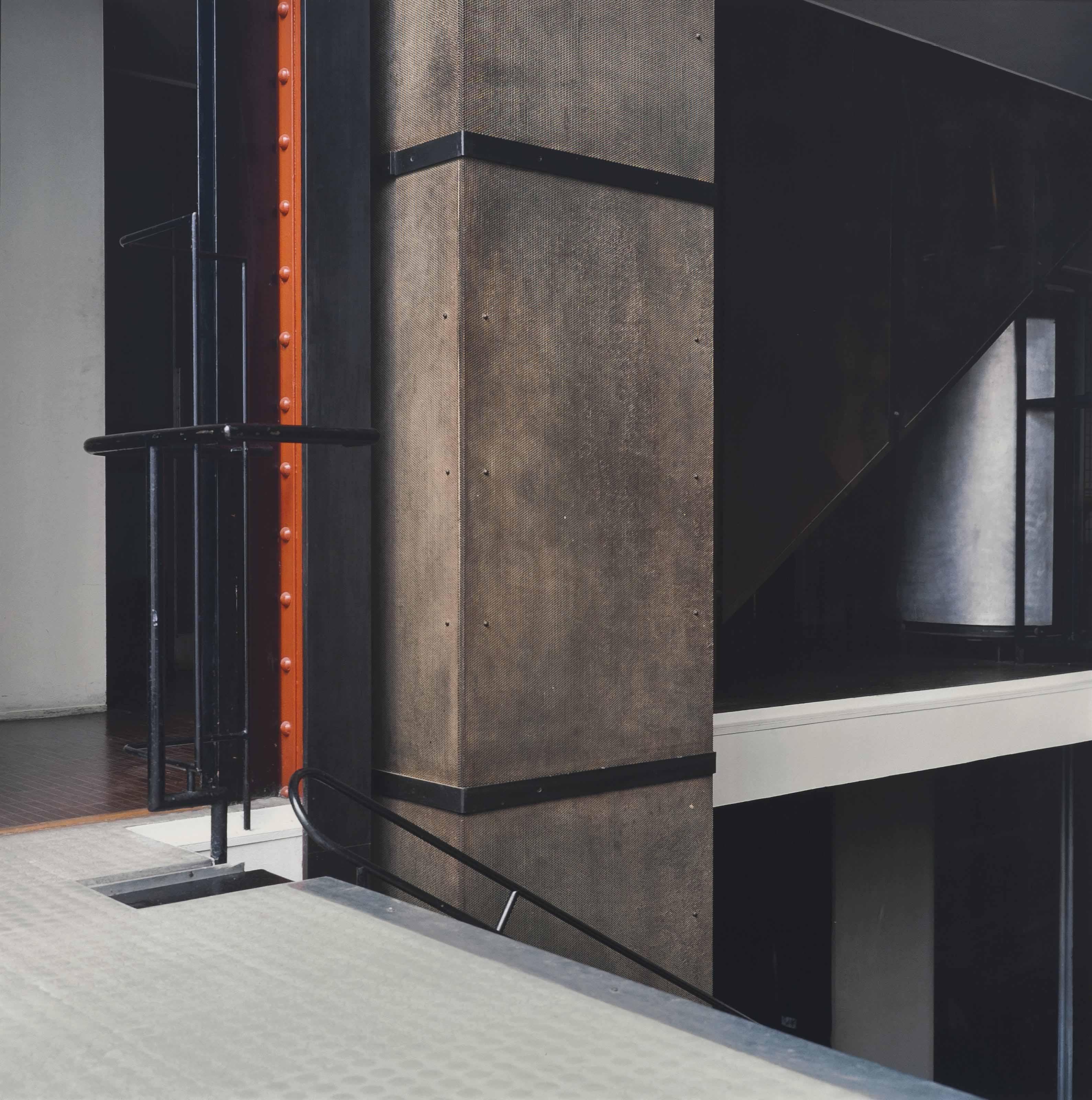 Glass House, Architect Pierre Chareau, Paris 2001