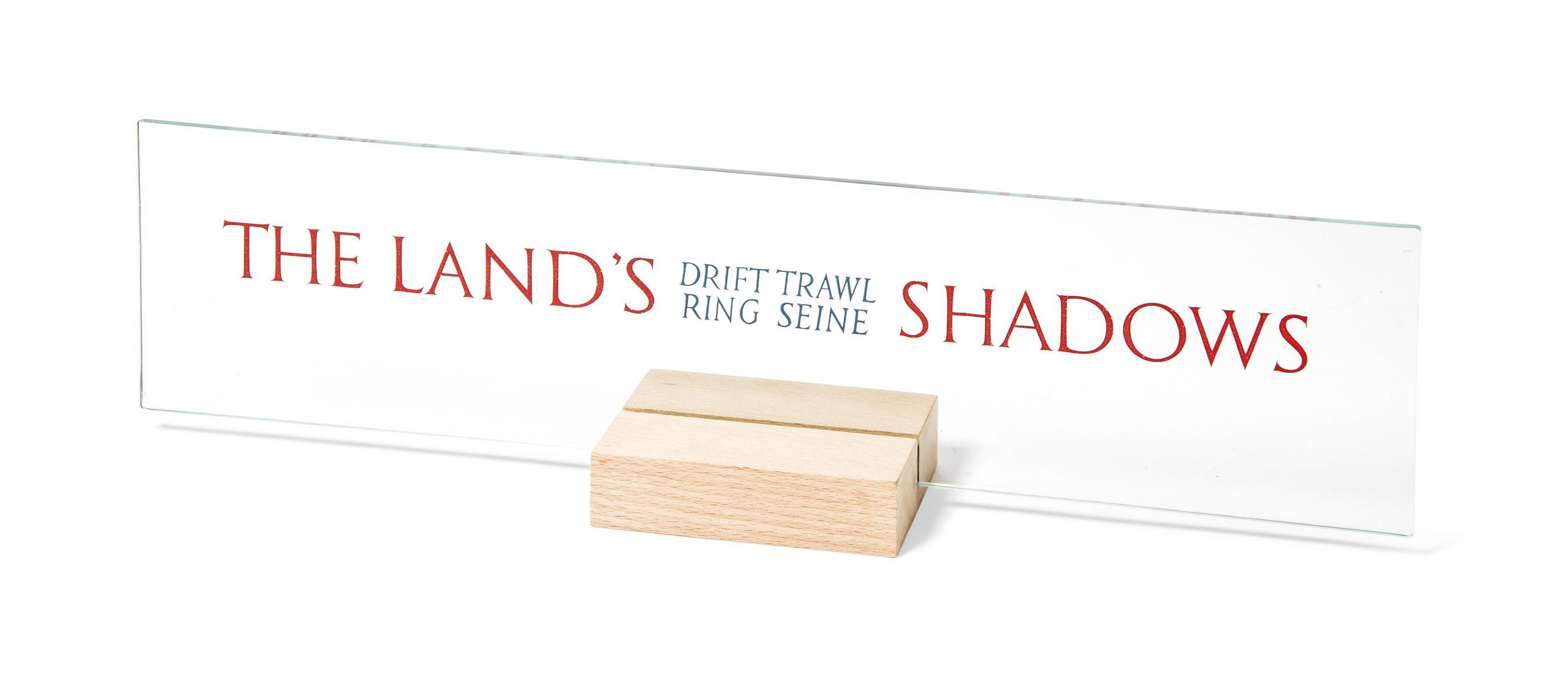 The Land's Shadows Drift Trawl Ring Seine