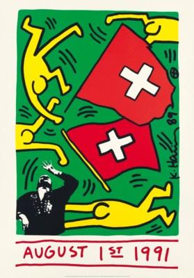 Keith Haring (Reading, Pennsyl