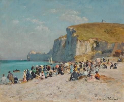 Georges Villain (Paris 1854-19