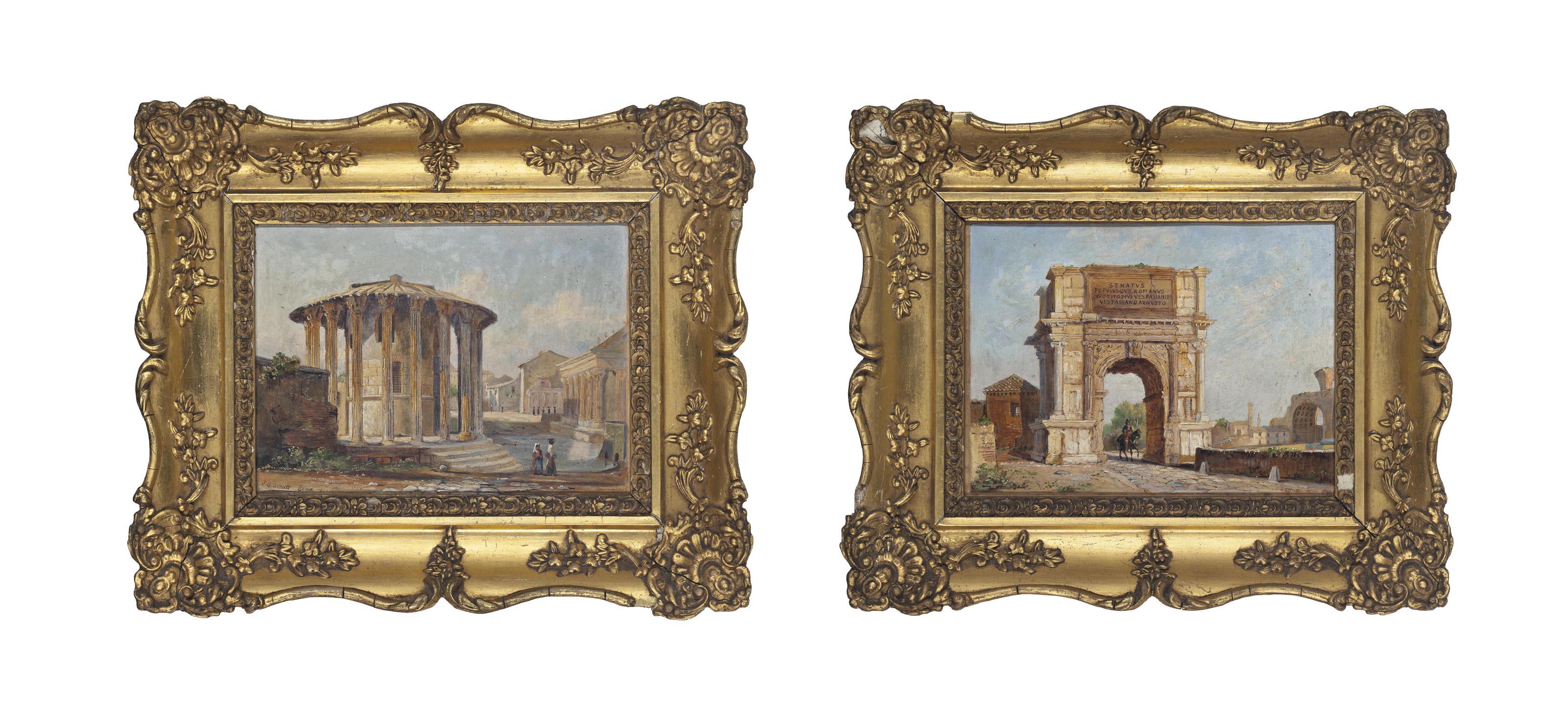 Jacob George Strutt (? 1790-18