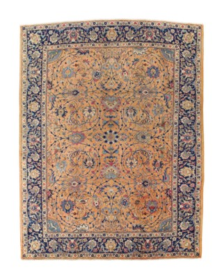 A TABRIZ CARPET