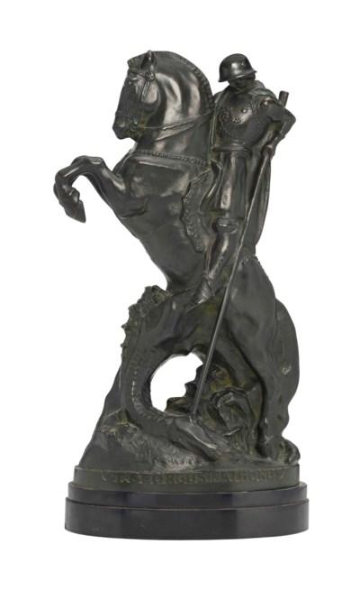 A JOSEPH BREITNER (1864-1930)