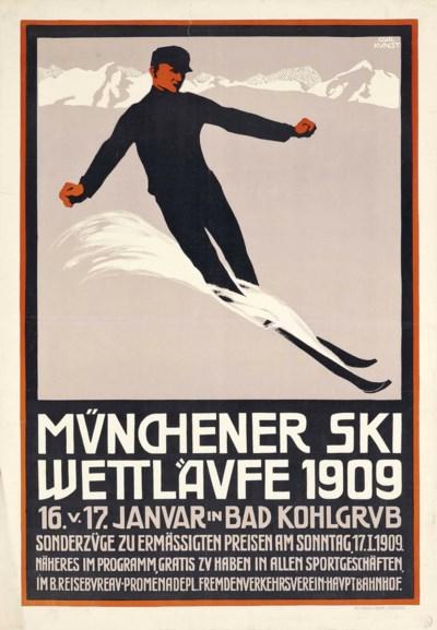 Carl Kunst (1884-1912)