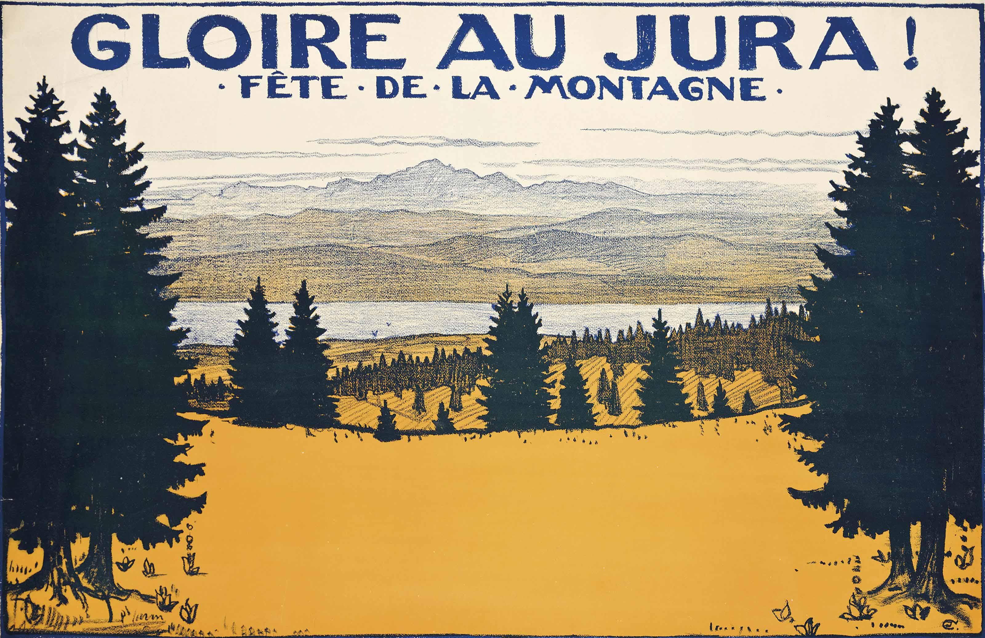 Jules Ami Courvoisier (1884-19