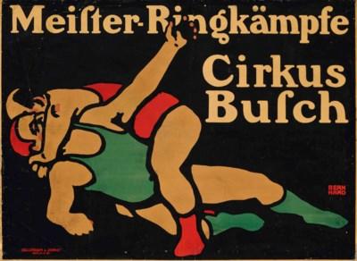 Lucian Bernhard (1883-1972)