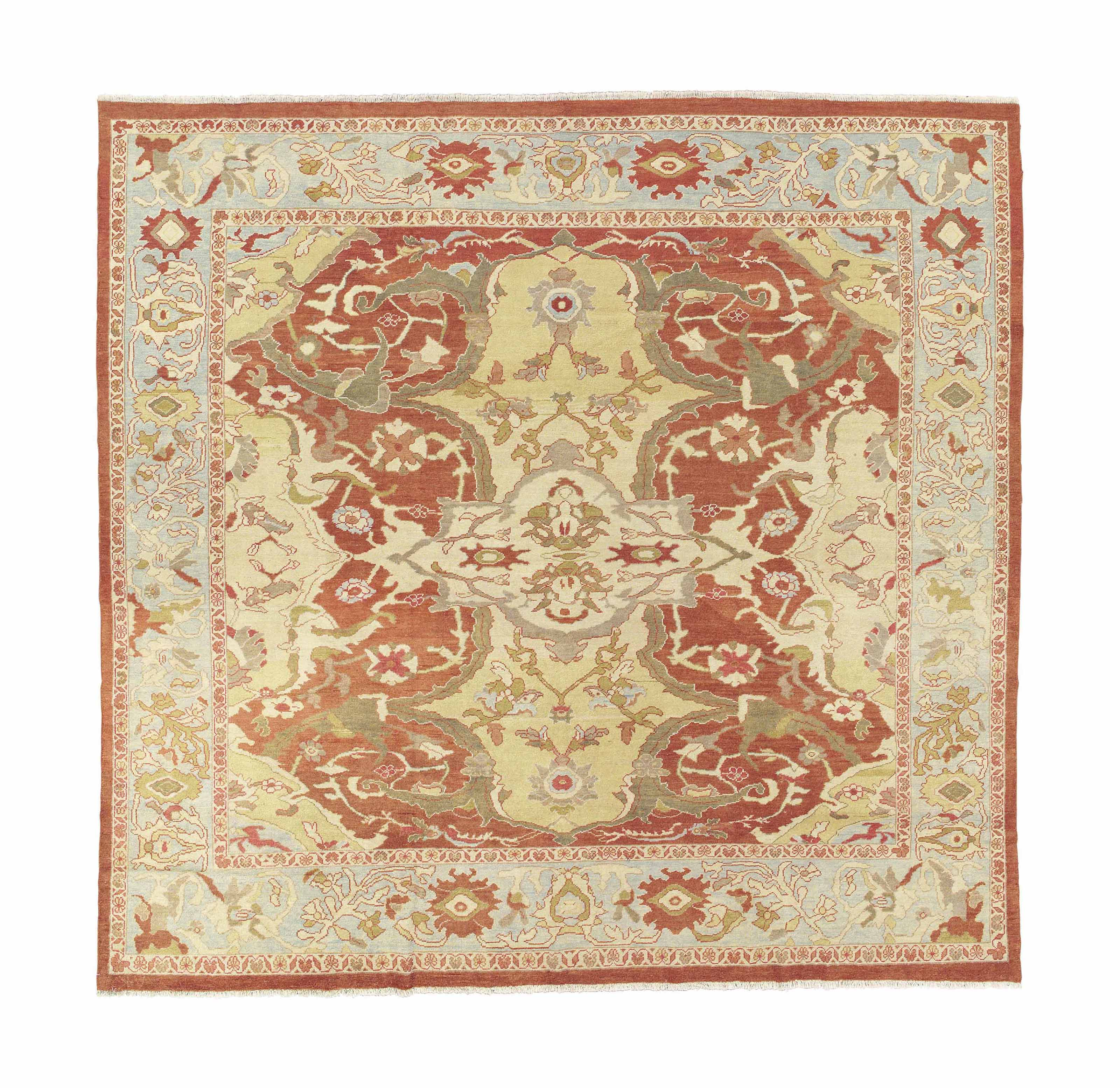 A NORTH WEST PERSIAN CARPET OF
