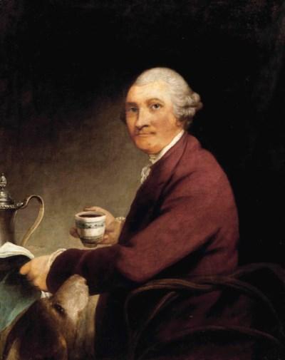 Robert Edge Pine (?London 1730
