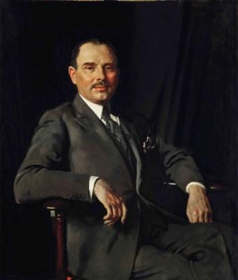 Sir William Orpen, R.A., R.H.A