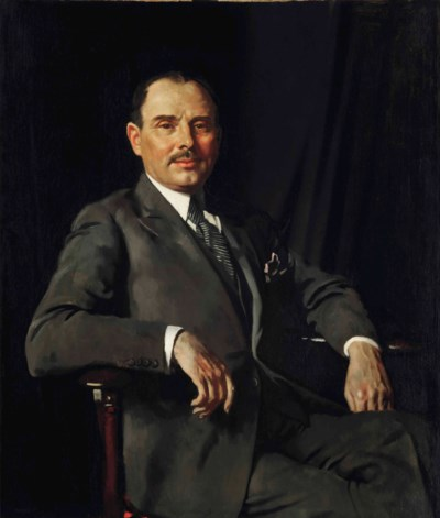 Sir William Orpen, R.A., R.H.A