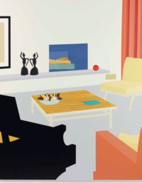 Untitled Interior #6